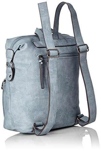 Bleu Tamaris portés Light dos Blue Backpack Adriana Sacs qAAt4Xr
