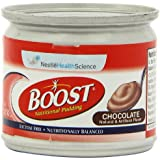 Boost Nutritional Pudding, Chocolate, 5 Ounce