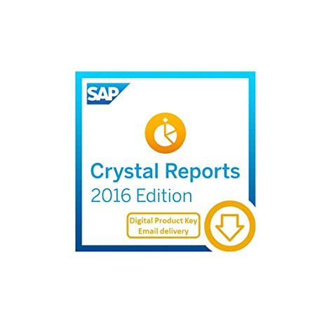 Amazon.com: SAP Crystal Reports 2016 [PC Download]: Software