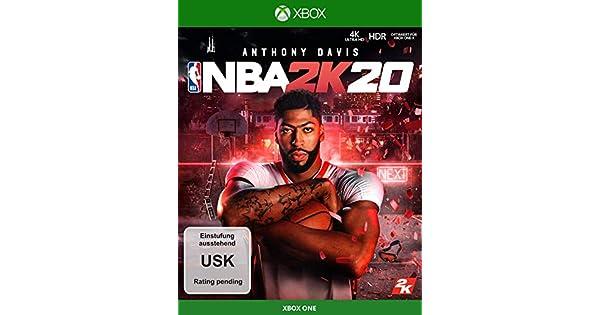 NBA 2K20 Standard Edition - Xbox One [Importación alemana]: Amazon ...
