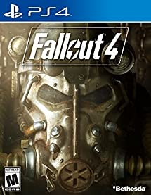 Amazoncom Fallout 4 Playstation 4 Video Game Bethesda