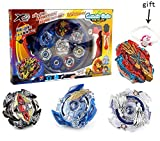 battle masters arena - Beyblade Burst Metal Master Rapidity Fight Gyro Stadium Battle Set,B48,B34,B66,B59,4X Burst Gyro,2X Launcher,1x Stadium,4X Stickers