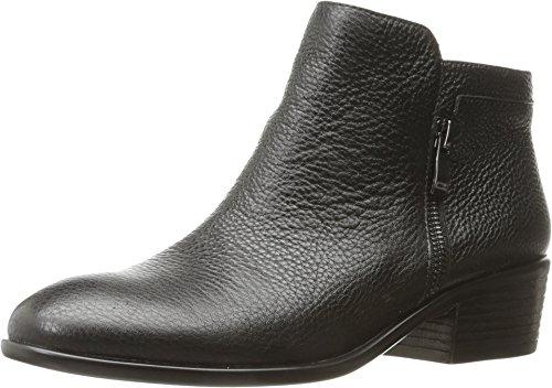 Aerosoles Women's Mythology Boot, Black Leather, 8 M US
