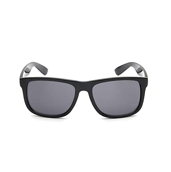 Z&YQ Occhiali da sole alla moda Unisex Anti-UV Driving travel Eyewear, black frame orange slices