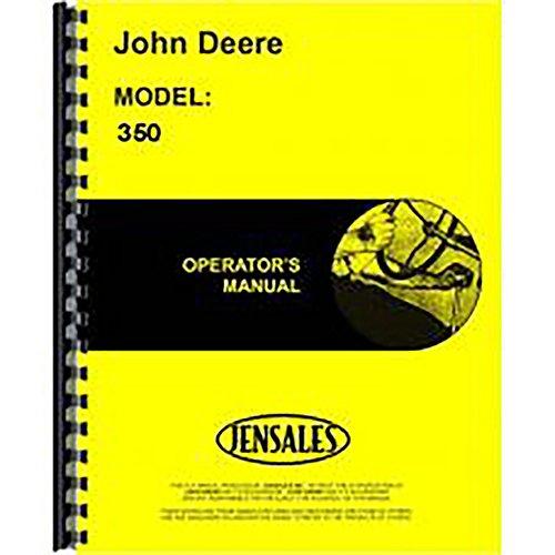 rawler Operator's Manual (John Deere Crawler)