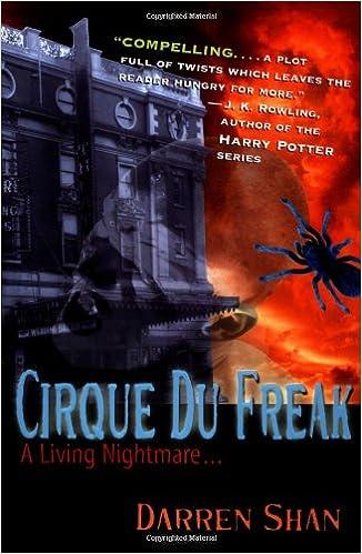 cirque du freak  : Cirque du Freak : A Living Nightmare (9780316603409 ...