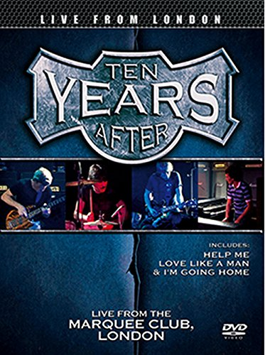 DVD : Ten Years After - Live From London (DVD)