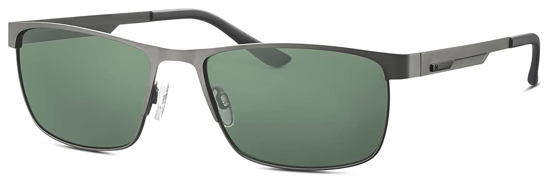 HUMPHREY'S eyewear HUMPHREY'S 585211 30 dunkelgun gebürstet/schwarz bhjsAgJH