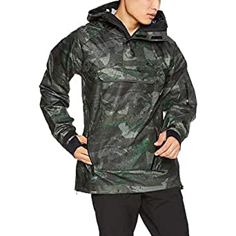 Oakley Men's Snow Shell JKT 10K/ 2L Anorak, Camou, X-Small