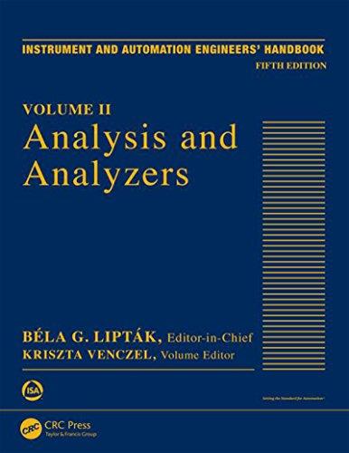 Analysis and Analyzers: Volume II: Volume 1
