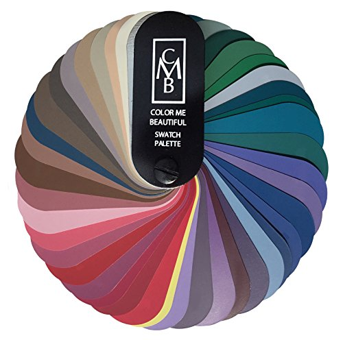 Summer Swatch Fan (15-12077) (Summer Colours)