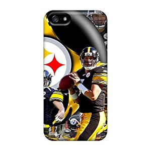 Awesome Case Cover/iphone 5/5s Defender Case Cover(pittsburgh Steelers)