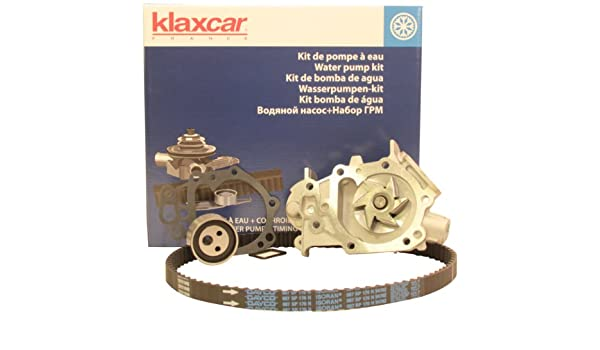 Klaxcar 40510Z - Kit Distribución Con Bomba De Agua: Amazon.es: Coche y moto