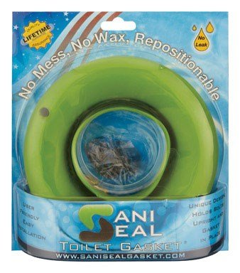 Sani Seal Waxless Toilet Gasket 3 '' by Sani Seal Toilet Gasket