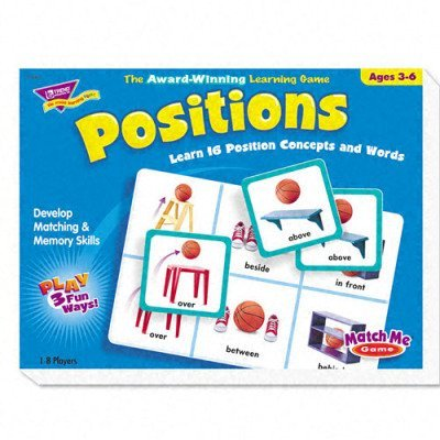 positions match me game - 1