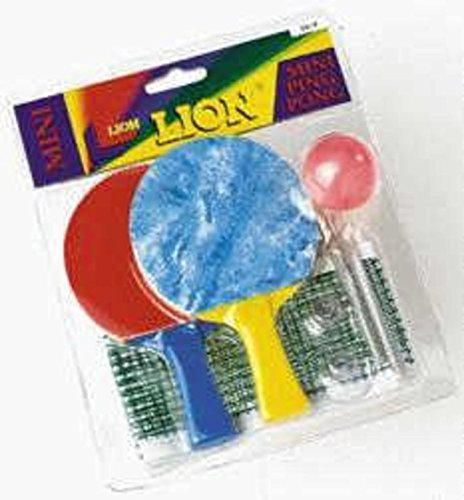 - Table Tennis Starters Kids Ball & Bats Mini Set Pack Of 2