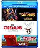 The Goonies/ Gremlins/ Gremlins 2: The New Batch (3FE) [Blu-ray] (Bilingual)