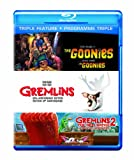 The Goonies/ Gremlins/ Gremlins 2: The New Batch (3FE) [Blu-ray] (Bilingual)