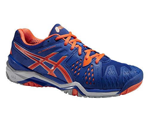 ASICS GEL-RESOLUTION 6 Scarpe Da Tennis - SS15 - 44.5