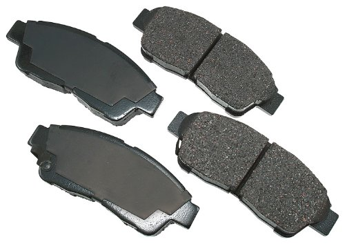 Akebono ACT562 ProACT Ultra-Premium Ceramic Brake Pad Set (Brake Pads 1998 Toyota Corolla compare prices)