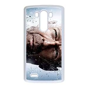 Die Hard LG G3 Cell Phone Case White JU0973487
