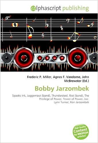 Bobby Jarzombek: Spastic Ink, Juggernaut band , Thundersteel ...