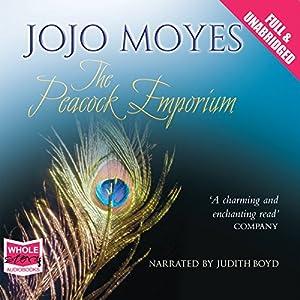 The Peacock Emporium Audiobook