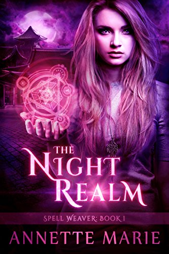 The Night Realm (Spell Weaver Book 1) cover