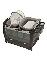 Graco Pack 'n Play Playard Snuggle Suite LX, Abbington BOBEBE Online Baby Store From New York to Miami and Los Angeles
