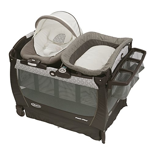 graco-pack-n-play-playard-bassinet-changer-snuggle-suite-lx-baby-bouncer-abbington