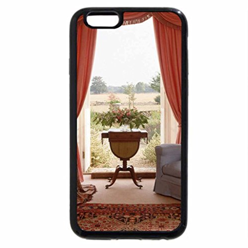 iPhone 6S / iPhone 6 Case (Black) Interior decoration