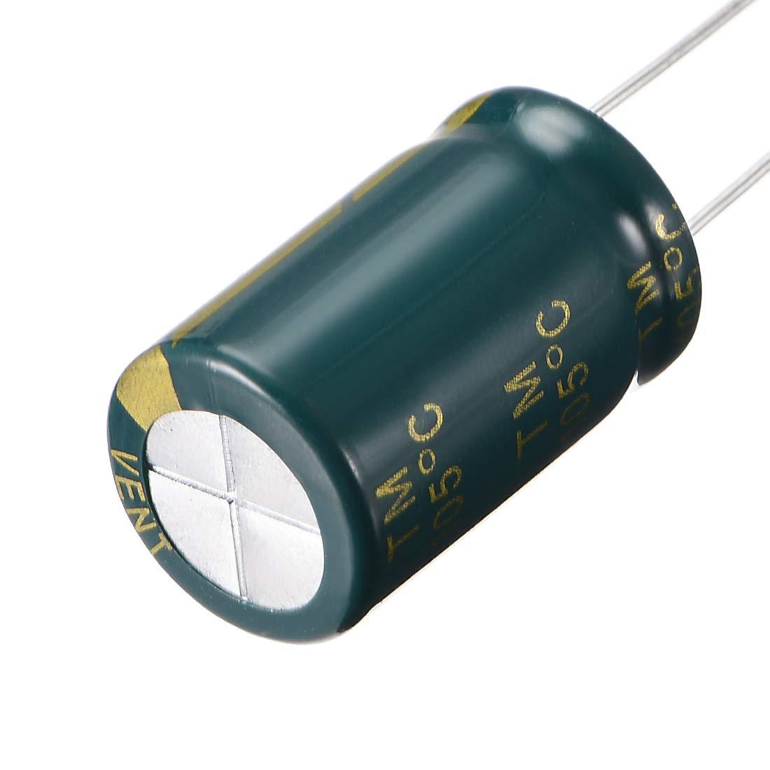 Faible Condensateur électrolytique Radial 50 V 47uF ESR
