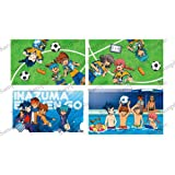 Inazuma Eleven GO - Stone Paper Book Cover Collection (8packs)