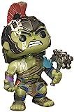 Toys : Pop! Marvel: Thor Ragnarok - Hulk Helmeted Gladiator