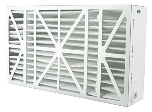 Aprilaire DPFS16X28X6M11 Space Gard MERV 11 Replacement Air Filters for 2400#44; Pack of 2
