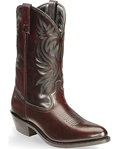Laredo Mens London Rnd Toe 12in Boots 13EE Chry