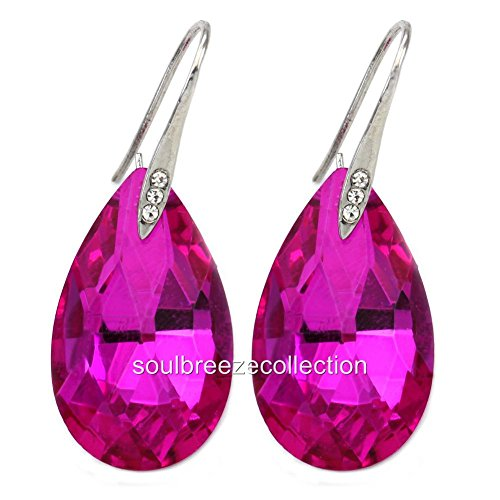 Colorful Chandelier Teardrop Earrings Fashion product image