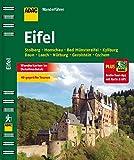 ADAC Wanderführer Eifel plus Gratis Tour App: Stolberg Monschau Bad Münstereifel Nürnburg Laach Gerolstein Cochem