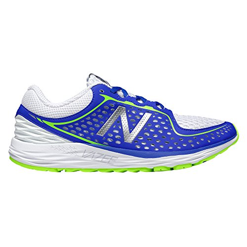 New Balance Men's Vazee Breathe Pacific/White/Silver 12 D