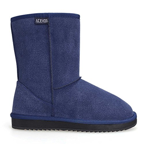 Blue ACWVOG Snow WoMen ACWVOG WoMen Boots wq1Z8x