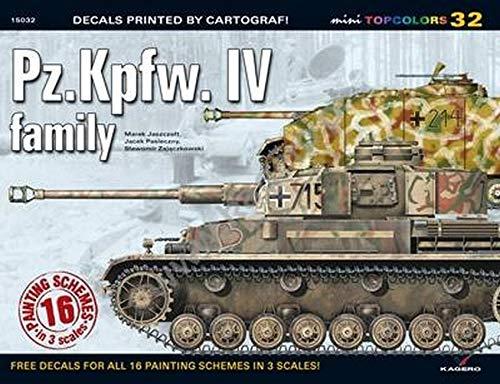 Pz.Kpfw. Iv Family  No. 32  Mini TopColors Band 32