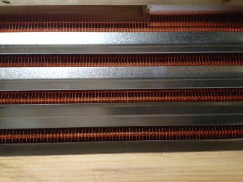 ETNA Heat Exchanger 1020/1060 #002862F Copper Replacement