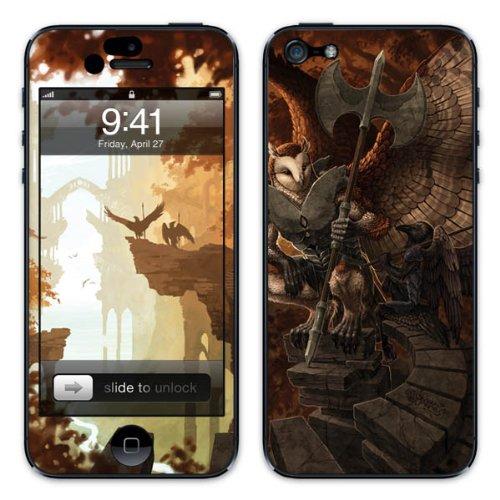 Diabloskinz B0081-0012-0005 Vinyl Skin für Apple iPhone 5/5S The Sea Wardens