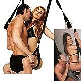 Dimlan Life Sex Swing Bondage Adult Sex Swing Bondage for Couples Swing Restraint Indoor Fetish Bondage Sling