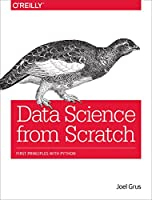 Data Science from Scratch: First Principles with Python Front Cover