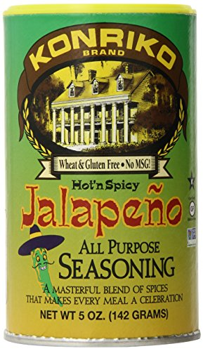 Konriko Jalapeno All Purpose Seasoning 5oz