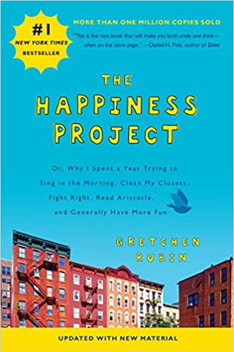 Image result for happiness project book