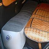 FTQCGZ 1302740Cm Car Travel Bed PVC Car Gap Pad Seam Plug Car Back Seat Fillers Auto Inflation Bed Universal Portable Air Bed