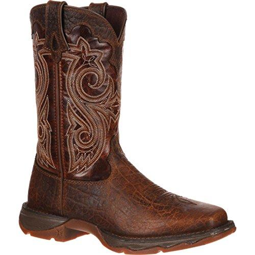 Durango Women's RD3315 Western Boot, Dark Sunset Brown, 6 M US ()