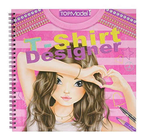 Models Girls T-shirt - StyleModel T-Shirt Designer Kit